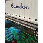 Kompaktní vyšívací stroj BARUDAN - cenová nabídka na vyžádání
