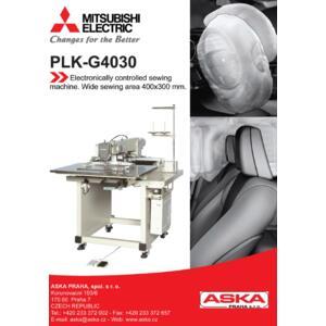 MITSUBISHI PLK-G4030