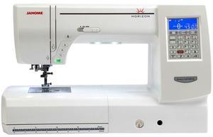 Janome MC 8200 QC - 1
