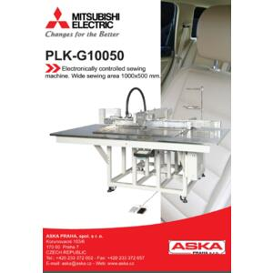 MITSUBISHI PLK-G10050