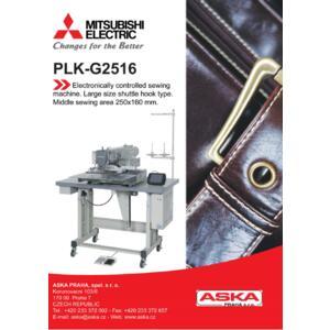 MITSUBISHI PLK-G2516 - 2