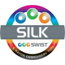 SILK 1708 vyšívací nit (5.000 m) 120/D2 - 2