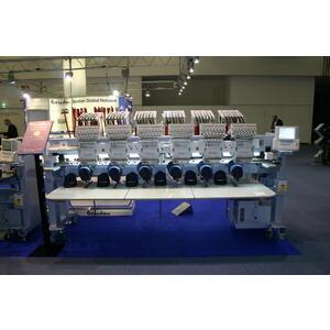 Kompaktní vyšívací stroj BARUDAN - cenová nabídka na vyžádání - 3