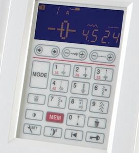 Janome MC 8200 QC - 3